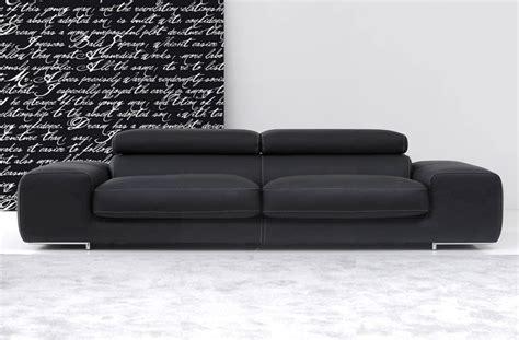 divano in divani in pelle design arena