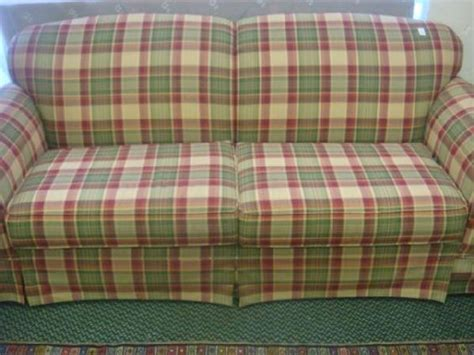 red plaid sofa broyhill pinterest the world s catalog of ideas