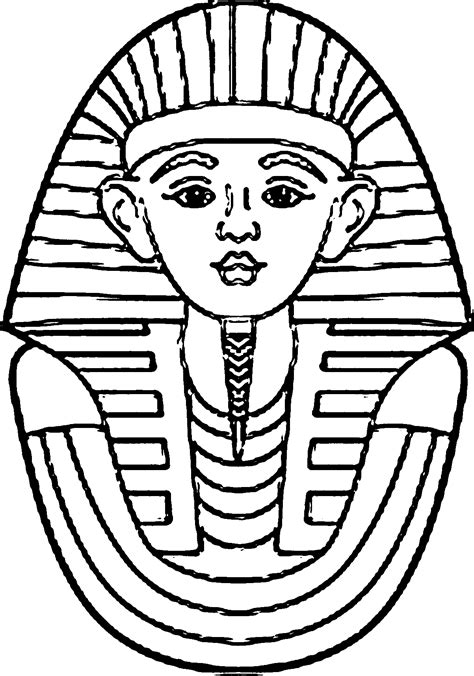 Ancient Egypt Coloring Pages | Flag coloring pages
