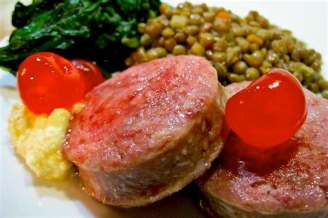 come cucinare le lenticchie e cotechino cotechino e lenticchie ricetta perfetta dissapore