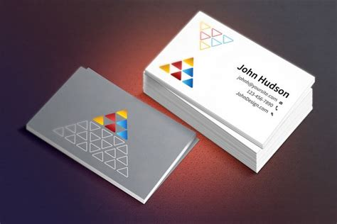 mini business card paper template printer 8 personal card templates free sle exle format