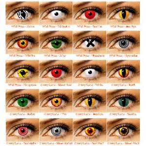 colored contact lenses contact lenses