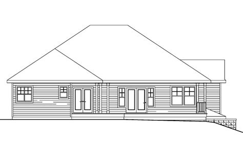 House Plans For Sloping Lots In The Rear House Plans For House Plans For Sloping Lots In The Rear