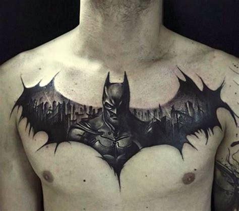 batman tattoo transfers tattoo batman on chest tattoos pinterest batman