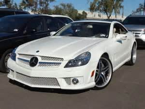 Used Mercedes Las Vegas Used 2009 Mercedes Sl Class For Sale In Las Vegas Nv