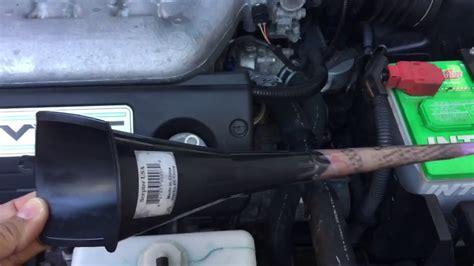 2003 honda odyssey transmission fluid 2003 2007 honda accord atf automatic transmission