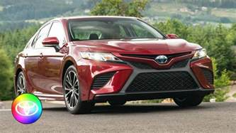 camry colors 2018 toyota camry colors