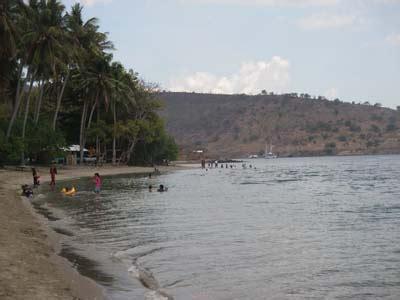 Sejarah Pelabuhan Bima Taufiqurrahman pantai buntu bima