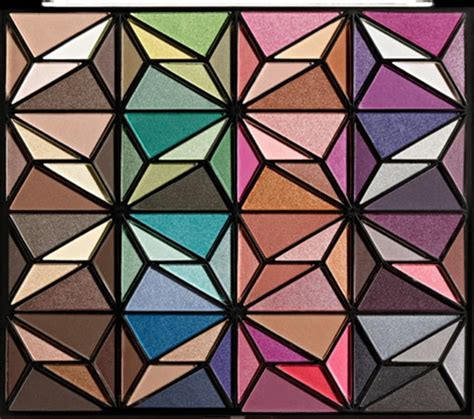 Studio 36 Geometic Eyeshadow Book e l f studio geometric eyeshadow palettes for fall 2013 musings of a muse