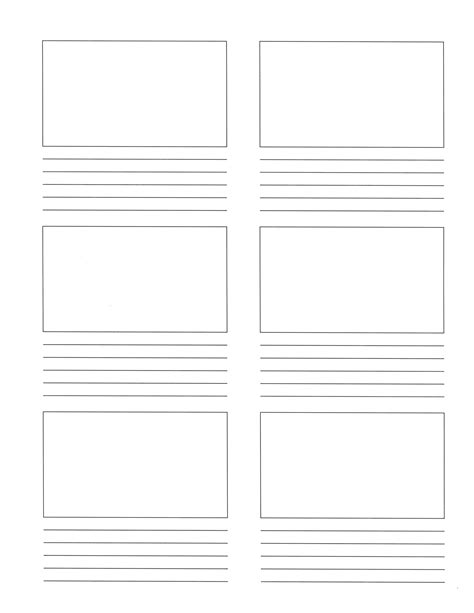 the gallery for gt storyboard template vertical