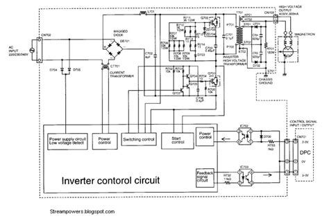 microwave oven transformer and capacitor circuit test panasonic microwave oven inverter hv power supply digital free elec circuits diagram