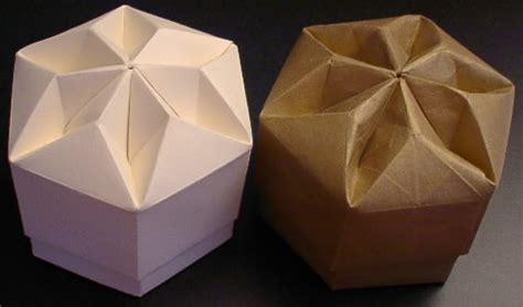 Origami Hexagonal Gift Box - custom boxes perth cardboard packaging wholesale gift