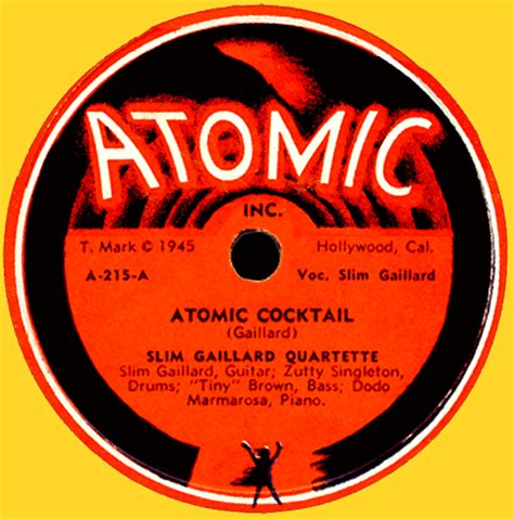 atomic song conelrad atomic platters atomic songs