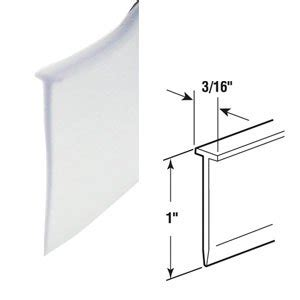 Replacement Shower Door Sweep Clear Framed Shower Door Replacement Sweep And Seal 36 In Shower Door Bottom Seal