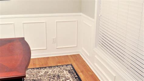 How To Cut Wainscoting Panels by Wainscot Paneling Trim Wainscot Wall Panels