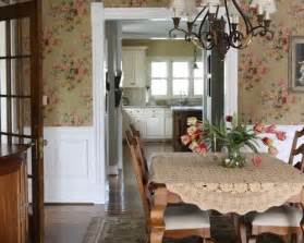 Dining Room Tablecloth Ralph Lauren Wallpaper Houzz