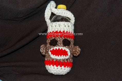 clothes pattern for sock monkey posh pooch designs dog clothes sock monkey water bottle
