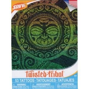 large temporary tribal tattoos twisted tribal temporary tattoos
