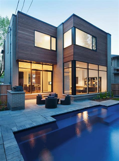 urban home design inc contemporary gallery style home in ottawa s urban core modern house designs