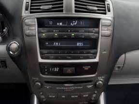Lexus Radio 2007 Lexus Is250 Radio Interior Photo Automotive