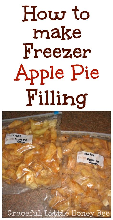 apple pie filling for canning or freezing our best bites freezer apple pie filling tutorial graceful