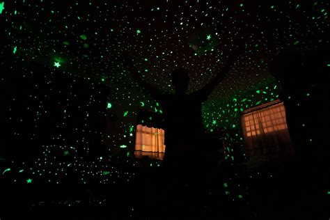 star room the masochistic beaver on adderall glow in the dark stars
