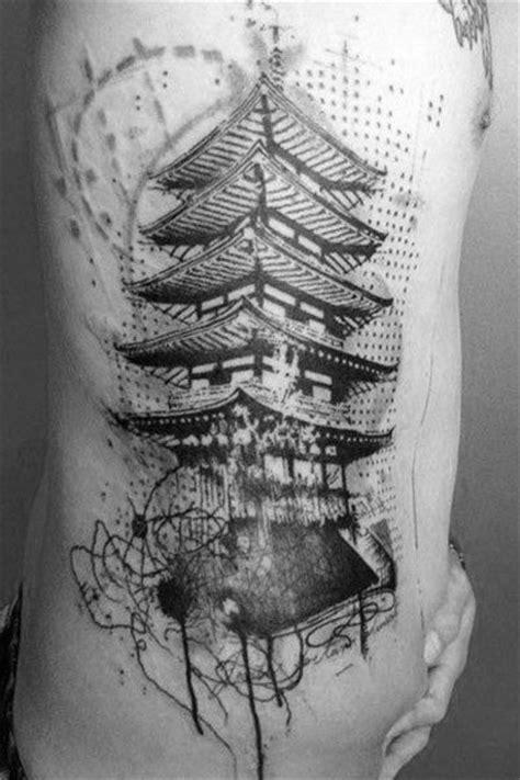90 geb 228 ude tattoos f 252 r m 228 nner architektur ink design