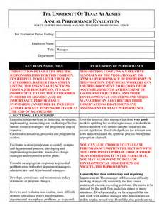 annual employee evaluation template annual performance evaluation form hashdoc