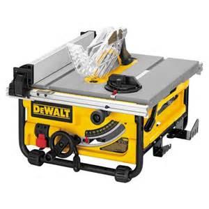 Dewalt Compact Table Saw Dewalt Dw745 Compact Job Site Table Saw 10 Quot