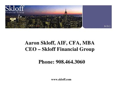 Cfa Track Mba Programs by Non Qualified Deferred Compensation Nqdc Plans Aaron
