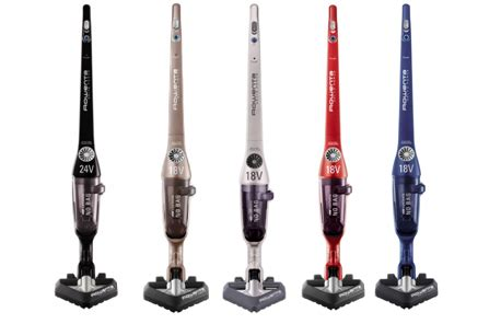 rowenta delta 18v cordless bagless stick vacuum cleaner she scribes