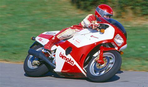Motorrad Das Ganze Jahr Fahren by Bimota Sb5 Ein Testbericht Aus Dem Jahr 1985 Winni Scheibe