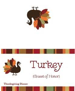thanksgiving templates free placecards menus labels and more washington dc event planners
