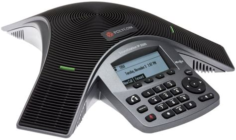 Cisco Desk Phone Polycom Soundstation Ip 5000 Ip Conference Phone Provu