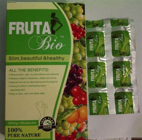 Bio Hsa Originalkemasan Baru fruta bio 100 original versi terbaru dari fruta supplemen pelangsing tubuh aman tanpa