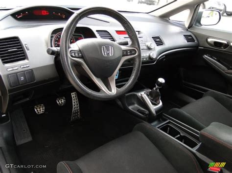 Civic Interior by Honda Civic 2010 Black Interior Images