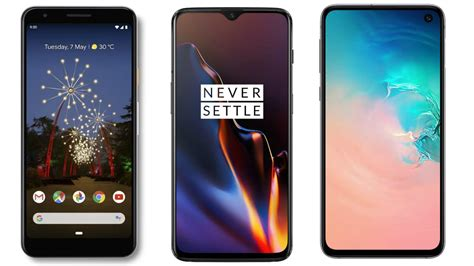 Pixel 3 Vs Samsung Galaxy S10e by Pixel 3a Vs Oneplus 6t Vs Samsung Galaxy S10e Price In India Specifications Compared