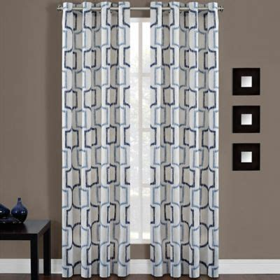 bedbathandbeyond curtains curtains tops and window on pinterest