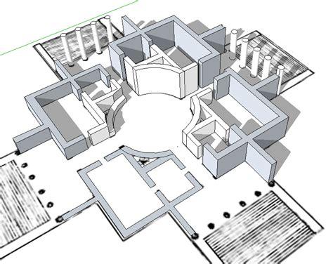 Floor Plan In Sketchup 123 Sketchup 187 Grundriss Modellieren In 3d