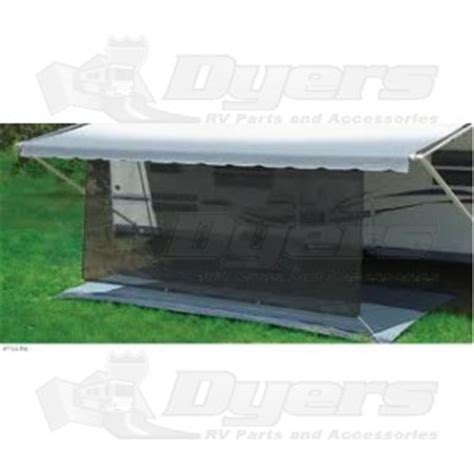 rv awning sun blocker carefree sierra brown 17 sunblocker system awnings