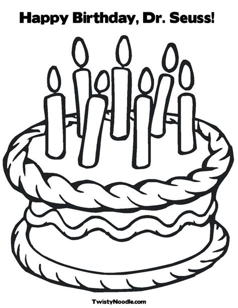 happy birthday dr seuss coloring page happy birthday themercadoproject