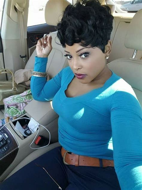 long hairsylers black women for 28y of age best 25 short african american hairstyles ideas on pinterest