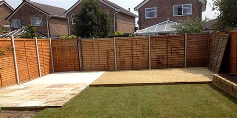 Lay Decking On Patio by Decking Patio Turfing Portishead