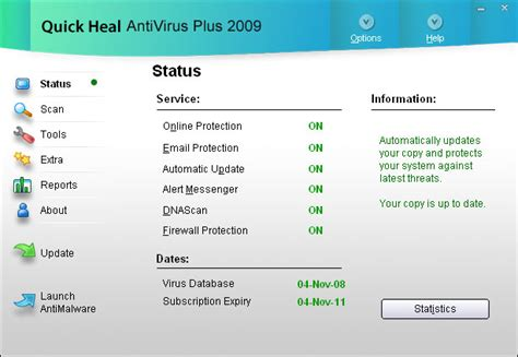 quick heal password reset tool quick heal antivirus plus 2009 10 0 free download