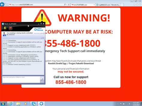 beware of us based tech support scams malwarebytes unpacked