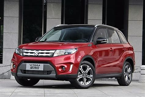 Car Sales Suzuki Suzuki Vitara China Auto Sales Figures