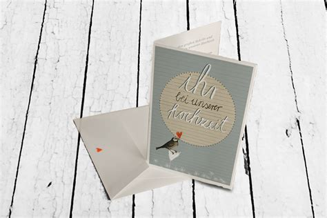 Hochzeitseinladung Vogel by 30 100 Hochzeitseinladungen Ihr Bei Unserer Hochzeit