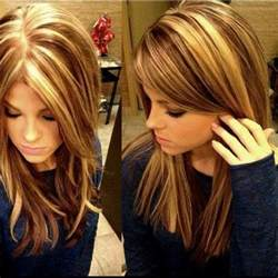 tri color hair tri color highlights for hair pictures hairstyles