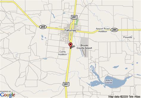 falfurrias texas map map of best western garden inn falfurrias