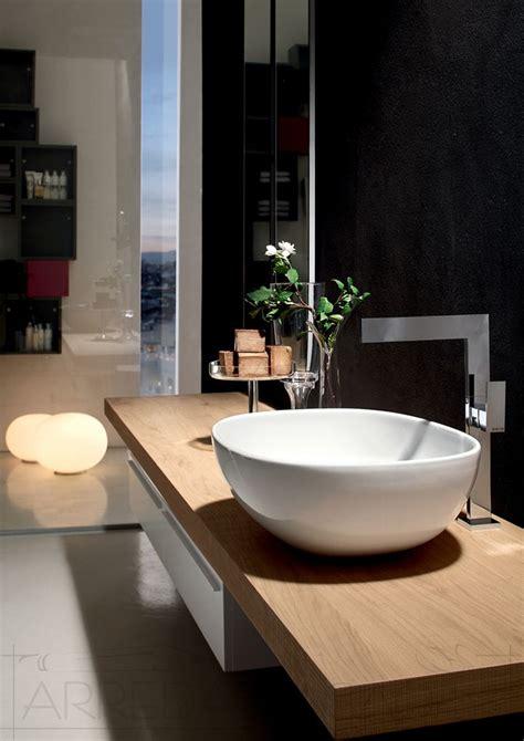 mobile per bagno moderno mobile bagno moderno rovere miele polck38 prezzo